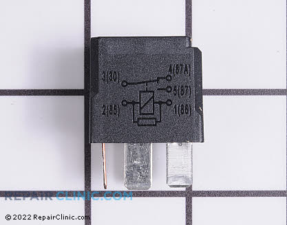 Power Relay, Toro Genuine OEM  98-7249