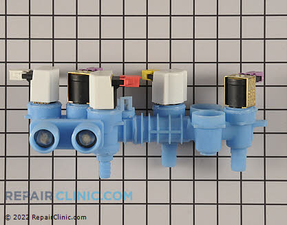 Water Inlet Valve (OEM)  W10059310