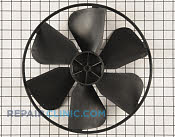 Fan Blade - Part # 432688 Mfg Part # 20046501