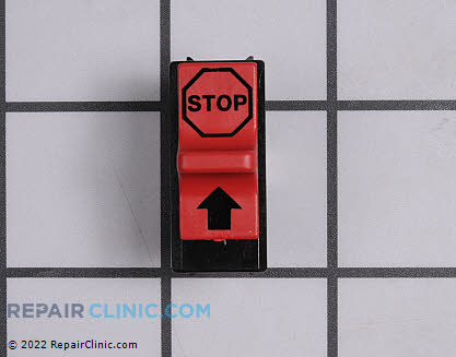 On - Off Switch, Dolmar Genuine OEM  975001241