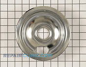 6 Inch Burner Drip Bowl - Part # 949577 Mfg Part # 1841N029