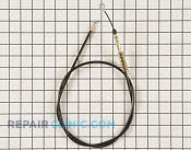 Control Cable - Part # 1796126 Mfg Part # 54510-VA3-J04