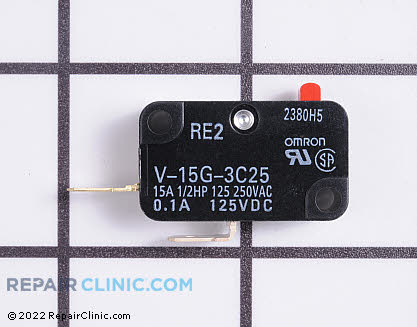 Micro Switch J61415G10XN     Main Product View
