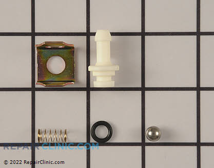 Hardware kit (Genuine OEM)  2.883-158.0 - $12.60