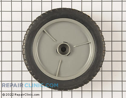 Wheel Assembly, Briggs & Stratton Genuine OEM  1101433MA