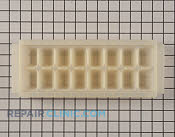 Ice Tray - Part # 1224710 Mfg Part # RF-7600-62