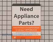 Home Depot Promotional Material - Part # 1862823 Mfg Part # HDMAGNET