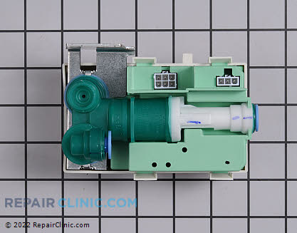 Water Inlet Valve W10270395       Main Product View