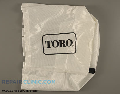Grass Catching Bag, Toro Genuine OEM  93-0284, 1845777