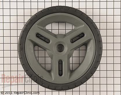 Wheel (Genuine OEM)  308451019, 1951981