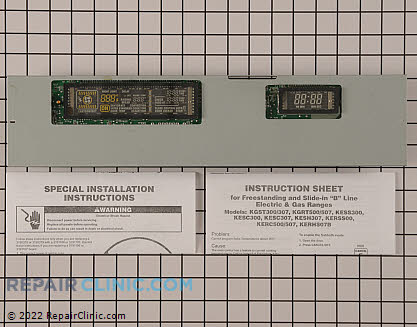 Oven Control Board 3191106         Main Product View