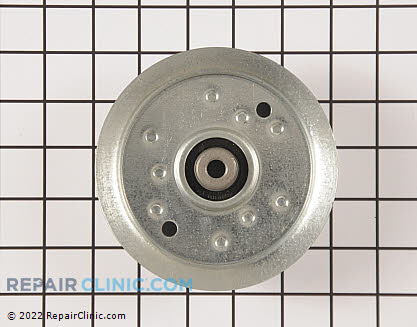 Flat Idler Pulley, Ariens Genuine OEM  07300039