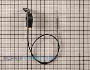 Throttle Cable - Part # 1796055 Mfg Part # 17850-VG3-D01