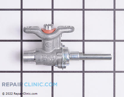 Surface Burner Valve (OEM)  WB21K10117