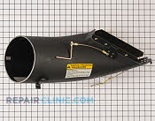 Discharge Chute - Part # 1770557 Mfg Part # 53602100