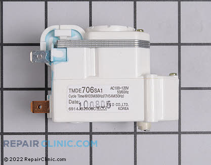 Defrost Timer WR55X10229      Main Product View