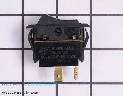 Rocker Switch, Ariens Genuine OEM  03656800