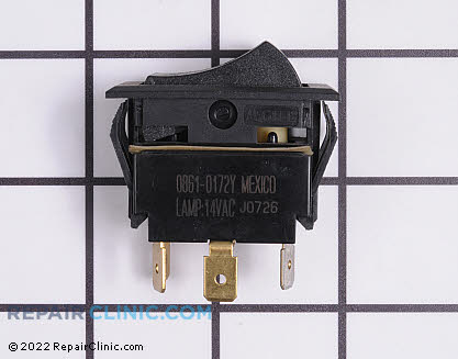Rocker Switch, Ariens Genuine OEM  03656900