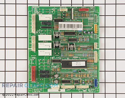 Main Control Board DA41-00413A Main Product View