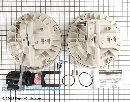 Frigidaire Circulation Pump and Motor Kit