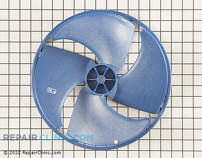 Kenmore Fan Blade Axial