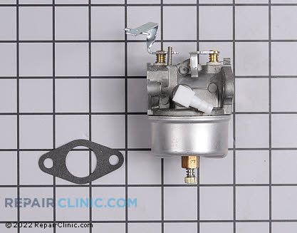Carburetor, Tecumseh Genuine OEM  631921