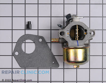 Carburetor, Briggs & Stratton Genuine OEM  698171