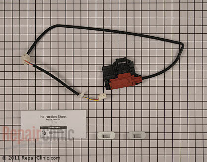 Door Lock (OEM)  W10404050