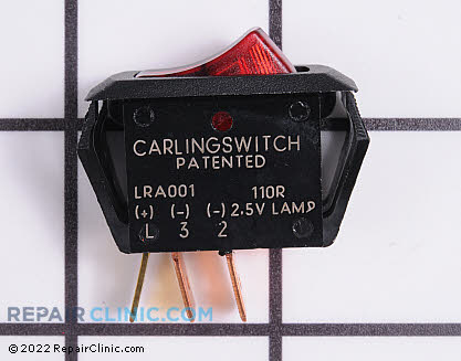 Engine Stop Switch, Briggs & Stratton Genuine OEM  495098S