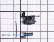 Throttle Cable - Part # 2014320 Mfg Part # 010117050