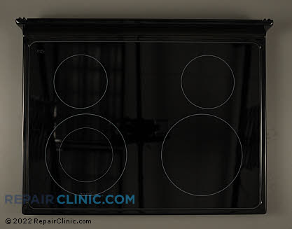 Glass Cooktop W10177367       Main Product View