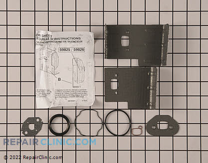 Gasket Set (Genuine OEM)  530071750