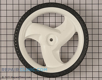 Craftsman Lawn Mower Wheel Assembly