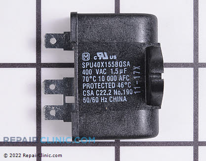 Ge Capacitor Mfd