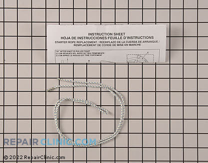 Starter Rope 545029901 Main Product View