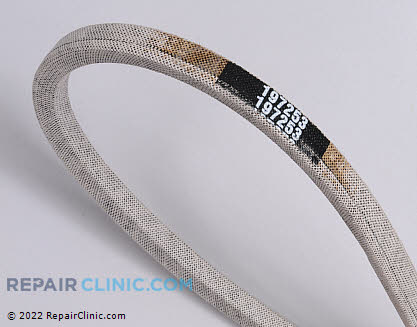 Belt: V-Belt 21546422 Main Product View