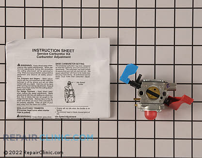 Carburetor (Genuine OEM)  530071775