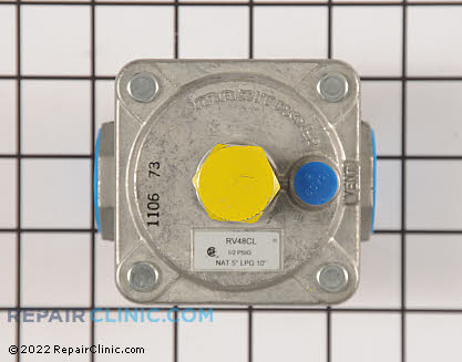 Pressure Regulator 62834           Main Product View
