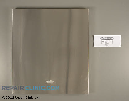 Door Panel W10349354       Main Product View