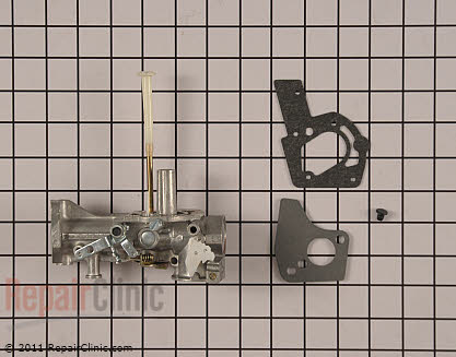 Carburetor, Briggs & Stratton Genuine OEM  495459