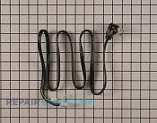 Power Cord - Part # 1262632 Mfg Part # WB18K10036
