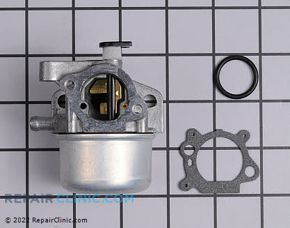 Carburetor, Briggs & Stratton Genuine OEM  799866