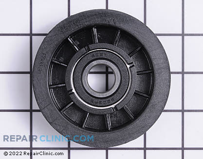 Flat Idler Pulley, Briggs & Stratton Genuine OEM  762256MA
