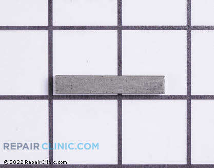 Square Key (Genuine OEM)  714-0118 - $3.25