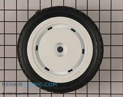 Wheel Assembly, Toro Genuine OEM  92-9591, 1859936