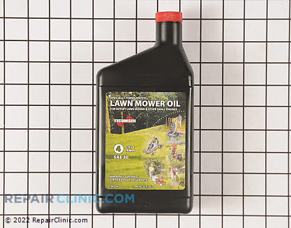 Engine Oil, Tecumseh Genuine OEM  730225A