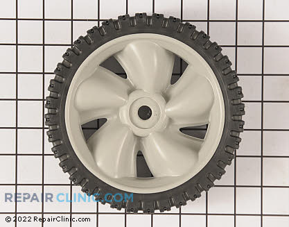 Ryobi Lawn Mower Wheel Assembly