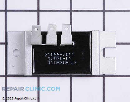 Voltage Regulator, Kawasaki Genuine OEM  21066-7011