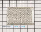 Grease Filter - Part # 1536330 Mfg Part # WB06X10802