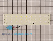 LED Board - Part # 1527980 Mfg Part # EAV43060808